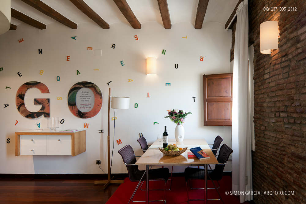 Fotografia de Arquitectura Apartamentos-Casa-de-les-Lletres-AAGF-arquitectos-SG1237_005_2312