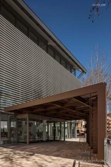 Fotografia de Arquitectura Biblioteca-Altis-Cerdanyola-Area-Metropolitana-Barcelona-AMB-SG1503_8287
