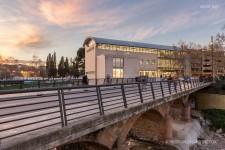 Fotografia de Arquitectura Biblioteca-Altis-Cerdanyola-Area-Metropolitana-Barcelona-AMB-SG1503_8572