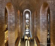 Fotografia de Arquitectura Biblioteca-Diposit-de-les-Aigues-Clotet-Paricio-arquitectos-SG1209_001_7135