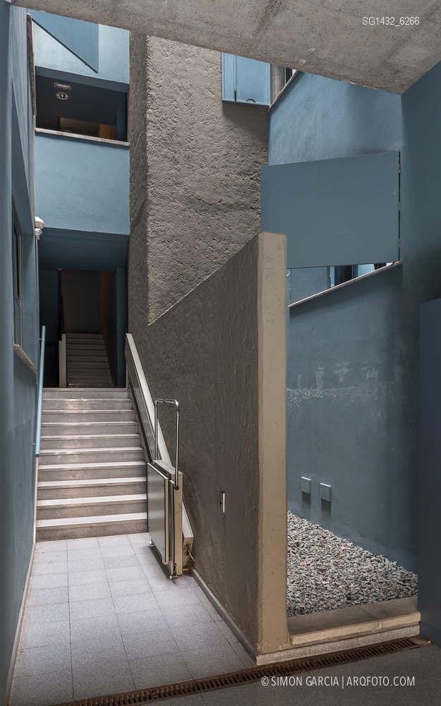 Fotografia de Arquitectura Bloque-viviendas-8-casas-y-3-patios-Las-Palmas-de-Gran-Canaria-Romera-Riuz-arquitectos-SG1432_6266