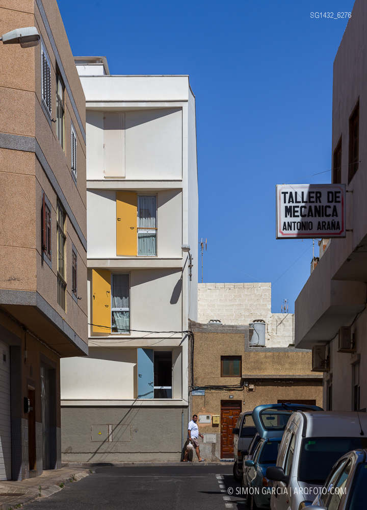 Fotografia de Arquitectura Bloque-viviendas-8-casas-y-3-patios-Las-Palmas-de-Gran-Canaria-Romera-Riuz-arquitectos-SG1432_6276