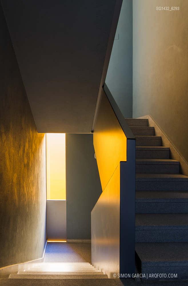 Fotografia de Arquitectura Bloque-viviendas-8-casas-y-3-patios-Las-Palmas-de-Gran-Canaria-Romera-Riuz-arquitectos-SG1432_6293