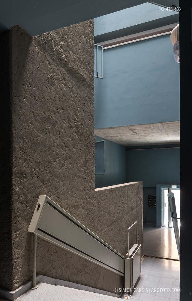 Fotografia de Arquitectura Bloque-viviendas-8-casas-y-3-patios-Las-Palmas-de-Gran-Canaria-Romera-Riuz-arquitectos-SG1432_6331