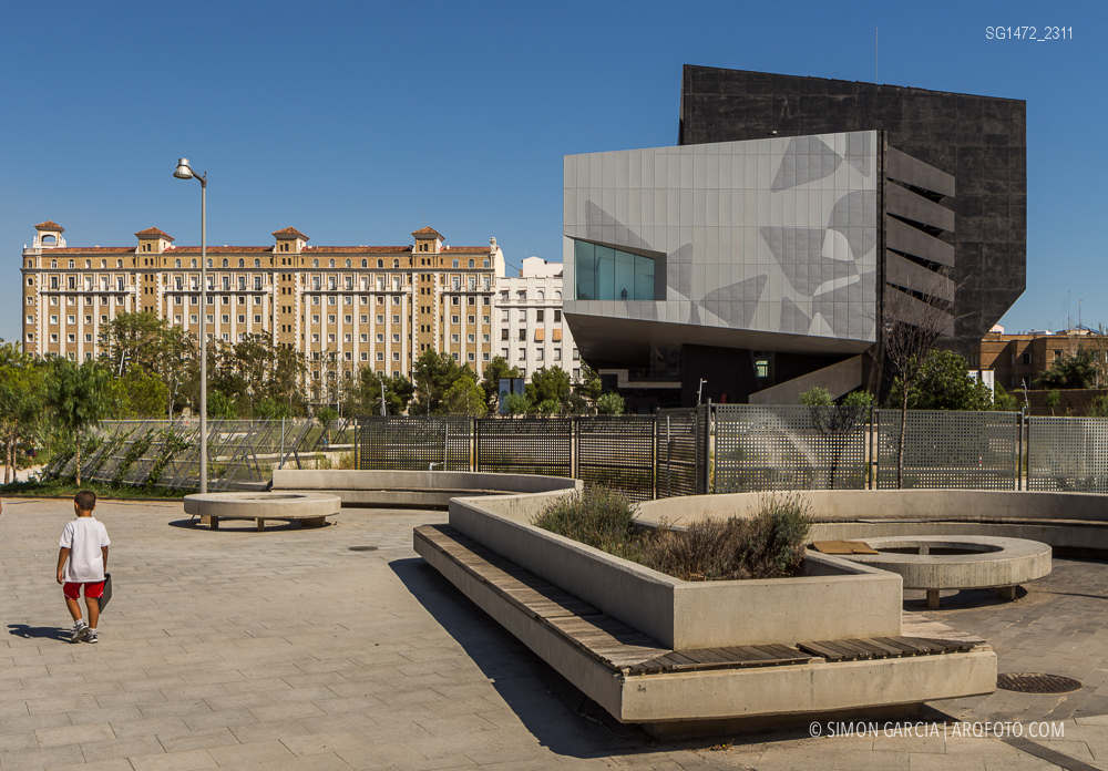 Fotografia de Arquitectura Caixa-Forum-Zaragoza-Carme-Pinos-arquitectes-SG1472_2311
