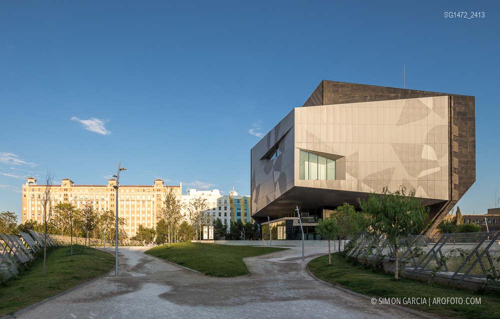 Fotografia de Arquitectura Caixa-Forum-Zaragoza-Carme-Pinos-arquitectes-SG1472_2413