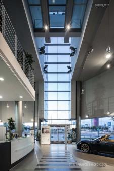 Fotografia de Arquitectura Centro-Porsche-Barcelona-SG1329_7012