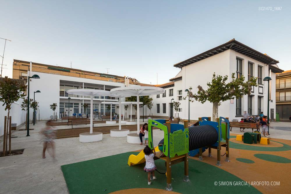 Fotografia de Arquitectura Centro-gente-mayor-Ejea-de-los-Caballeros-Zaragoza-Cruz-Diez-arquitectos-SG1470_1687