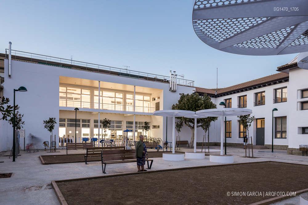 Fotografia de Arquitectura Centro-gente-mayor-Ejea-de-los-Caballeros-Zaragoza-Cruz-Diez-arquitectos-SG1470_1705