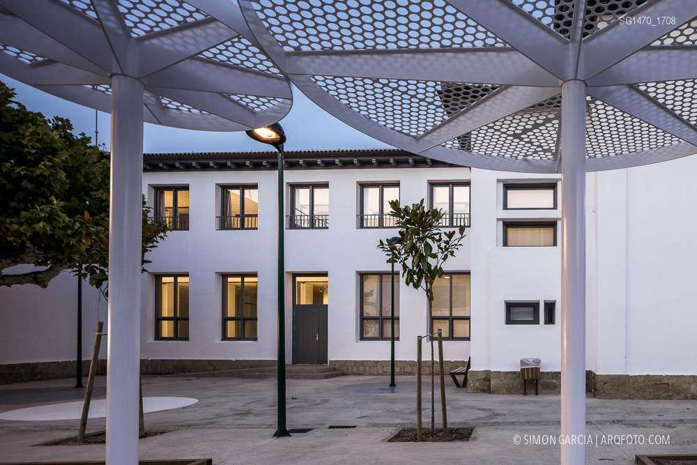 Fotografia de Arquitectura Centro-gente-mayor-Ejea-de-los-Caballeros-Zaragoza-Cruz-Diez-arquitectos-SG1470_1708