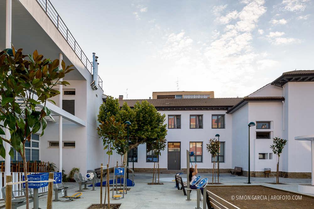 Fotografia de Arquitectura Centro-gente-mayor-Ejea-de-los-Caballeros-Zaragoza-Cruz-Diez-arquitectos-SG1470_1799