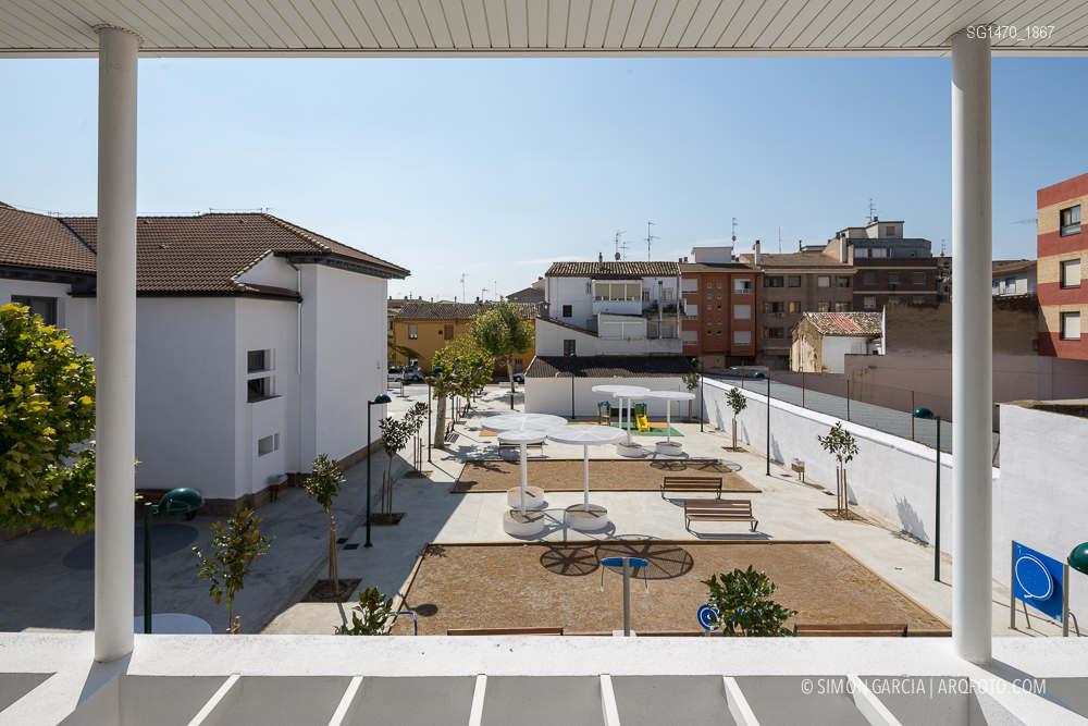 Fotografia de Arquitectura Centro-gente-mayor-Ejea-de-los-Caballeros-Zaragoza-Cruz-Diez-arquitectos-SG1470_1867