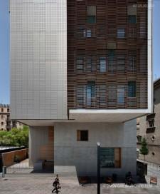 Fotografia de Arquitectura Centro-socio-sanitari-Lesseps-SG1225_002_0322