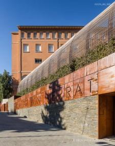 Fotografia de Arquitectura Colegio-Montserrat-Barcelona-Amadeu-Matosas-arquitectes-SG1315_003_1970
