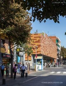 Fotografia de Arquitectura Equipamiento-Fondo-Santa-Coloma-de-Gramenet-Pich-Aguilera-arquitectes-SG1316_001_9938