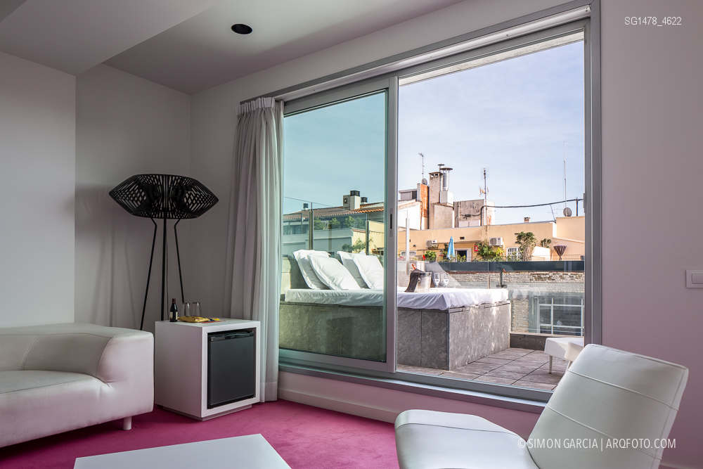 Fotografia de Arquitectura Hotel-Emma-Room-Mate-Barcelona-SG1478_4622