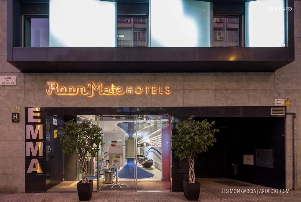 Fotografia de Arquitectura Hotel-Emma-Room-Mate-Barcelona-SG1478_4759