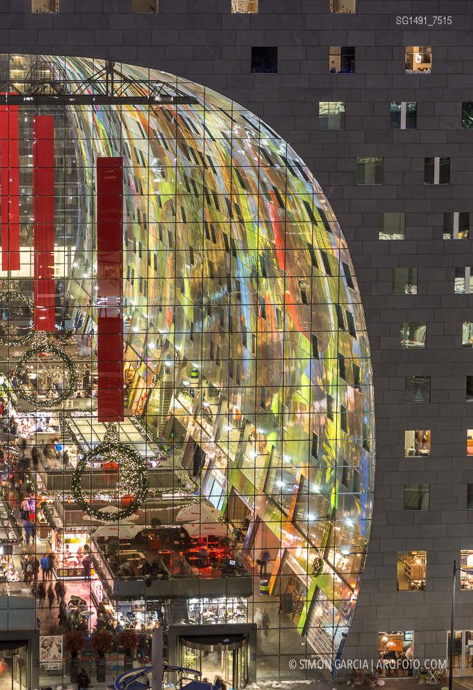 Fotografia de Arquitectura Markthal-Rotterdam-MVRDV-architects-SG1491_7515