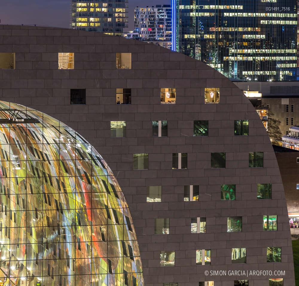 Fotografia de Arquitectura Markthal-Rotterdam-MVRDV-architects-SG1491_7516