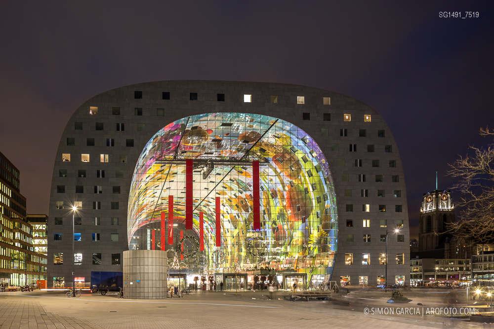 Fotografia de Arquitectura Markthal-Rotterdam-MVRDV-architects-SG1491_7519