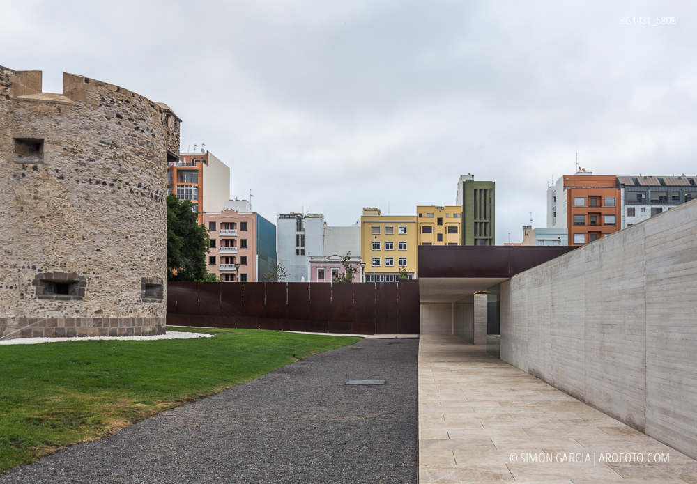 Reportaje De Fotografia De Arquitectura Del Castillo De La Luz