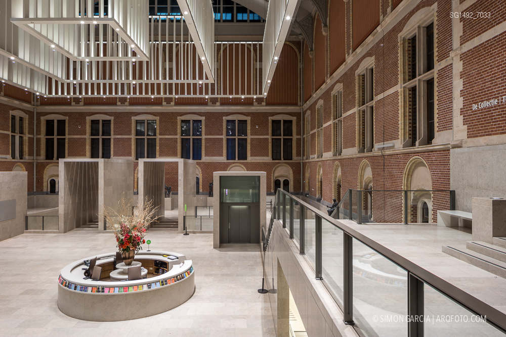 Fotografia de Arquitectura Rijksmuseum-Rotterdam-Cruz-Ortiz-arquitectos-SG1492_7033