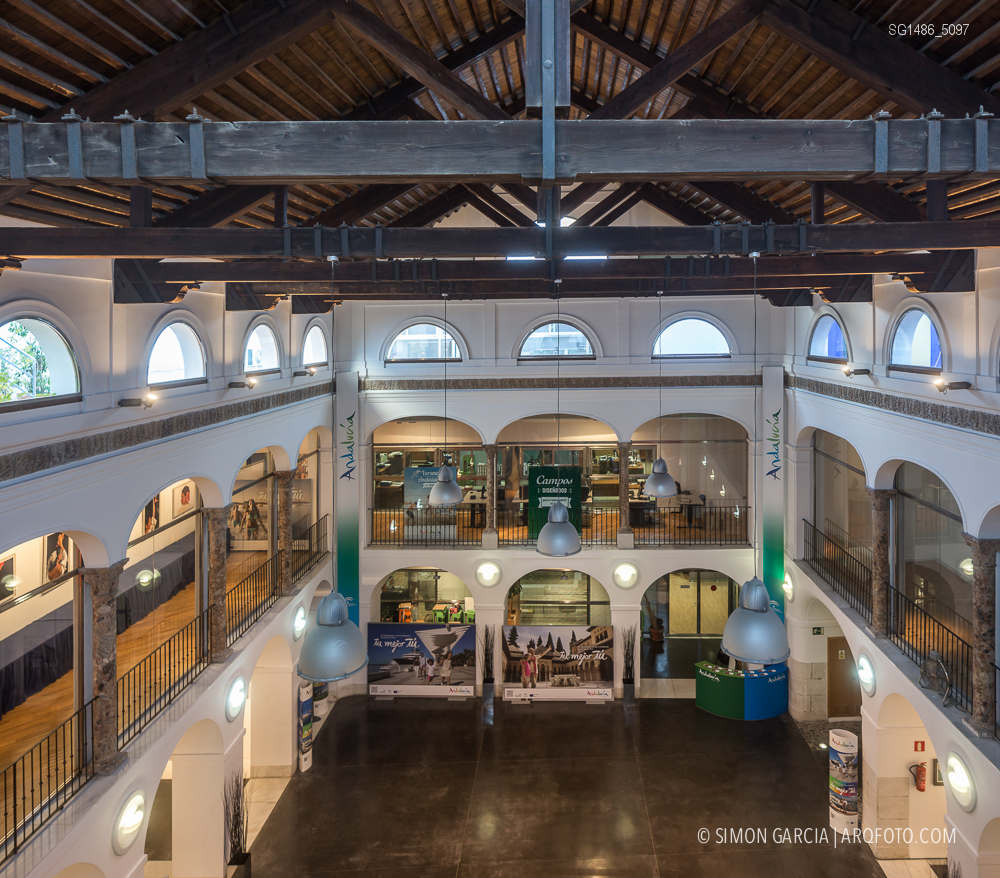 Fotografia de Arquitectura Sede-turismo-Andaluz-Malaga-SMP-arquitectos-SG1486_5097