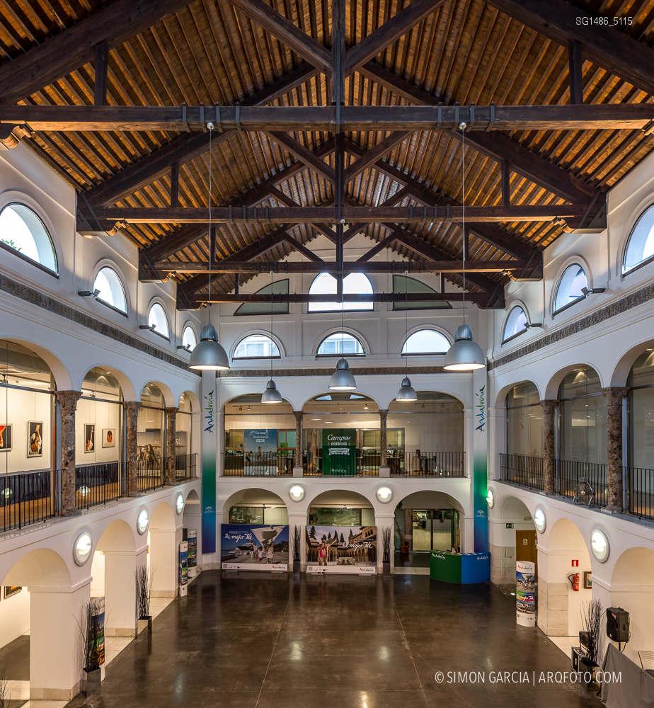 Fotografia de Arquitectura Sede-turismo-Andaluz-Malaga-SMP-arquitectos-SG1486_5115