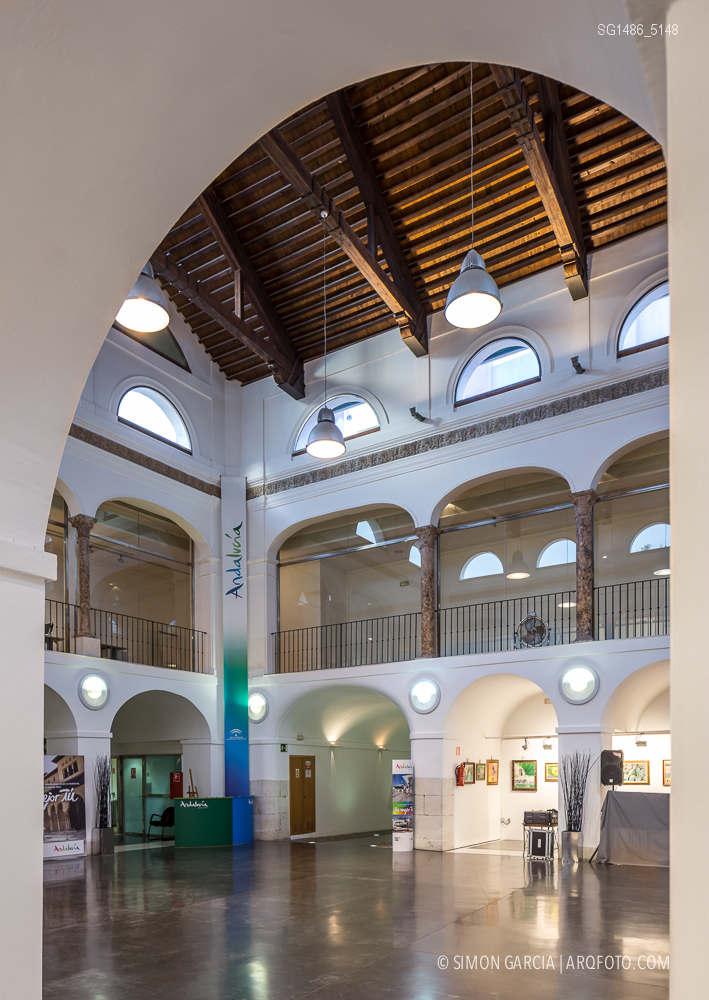 Fotografia de Arquitectura Sede-turismo-Andaluz-Malaga-SMP-arquitectos-SG1486_5148