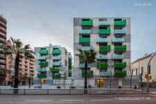 Fotografia de Arquitectura Viviendas-La-Caixa-Barcelona-Pich-Aguilera-arquitectes-SG1234_006_0429