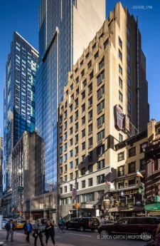 Fotografia de Arquitectura Hotel-Room-Mate-Grace-Nueva-York-SG1530_1794