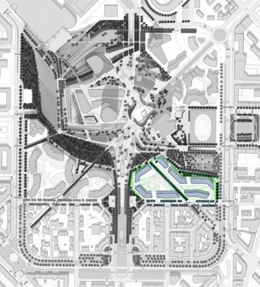 Fotografia de Arquitectura City-Life-Milano-Residential-Complex-Zaha-Hadid-doc-01