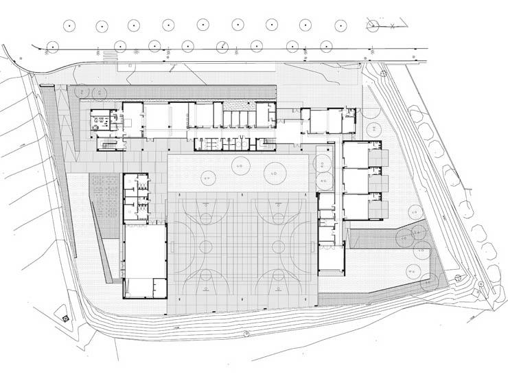 Fotografia de Arquitectura Escola-Els-Vinyals-Llica-de-Vall-Forgas-doc-01