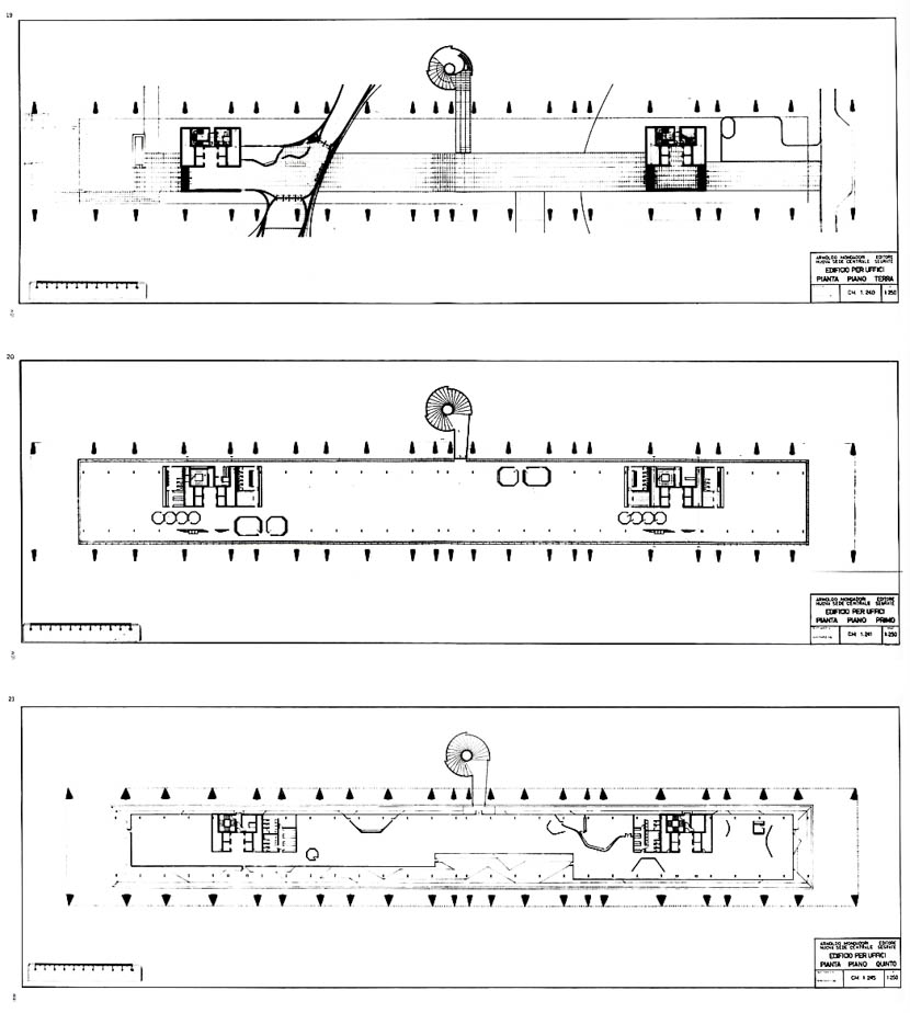 Fotografia de Arquitectura Sede-Mondadori-Niemeyer-doc-01