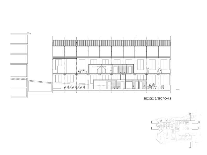 Fotografia de Arquitectura Biblioteca-Can Manyer-Dilme-Fabre-doc-06