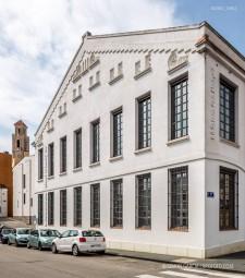 Fotografia de Arquitectura Bilbioteca-Cal-Manyer-Vilassar-de-Dalt-02-SG1622_1344-2
