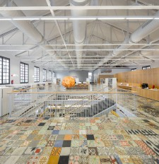 Fotografia de Arquitectura Bilbioteca-Cal-Manyer-Vilassar-de-Dalt-12-SG1622_1396-2