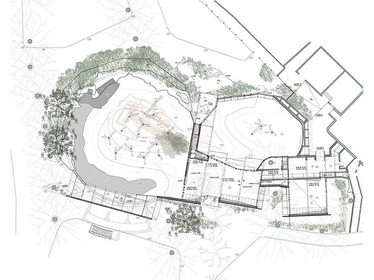 Fotografia de Arquitectura Espacio-orangutanes-zoo-barcelona-forgas-doc-01
