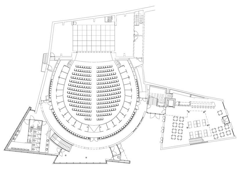 Fotografia de Arquitectura Teatre-La-Massa-Sola-Morales-Dilme-Fabre-doc-02