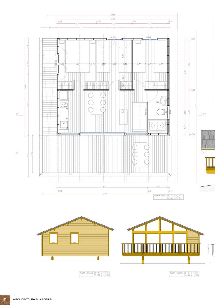 Fotografia de Arquitectura 2016-Arquitectura&Madera-Bungalows-06