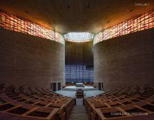Fotografia de Arquitectura Iglesia de los Dominicos-Fisac-05-SG1670_4481-2