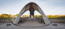 Fotografia de Arquitectura Puente Cascara Matadero Madrid Rio-01-SG1667_4199