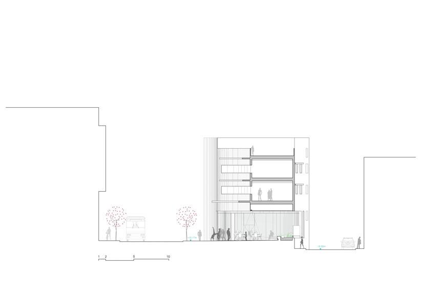 Fotografia de Arquitectura Cafeteria antigua estacion servicio Disa-doc-01