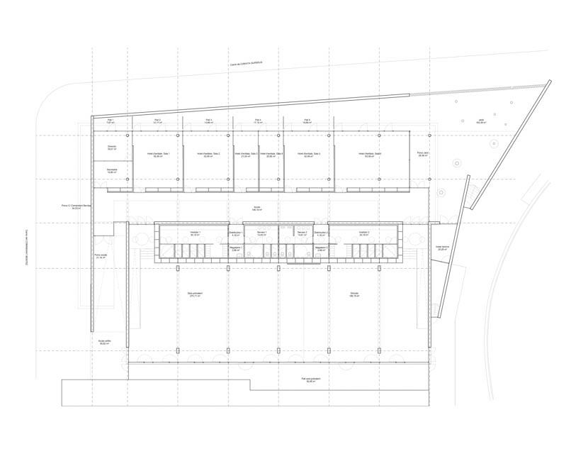 Fotografia de Arquitectura Centre-Cívic-Joan-Oliver-Pere Quart-doc-02