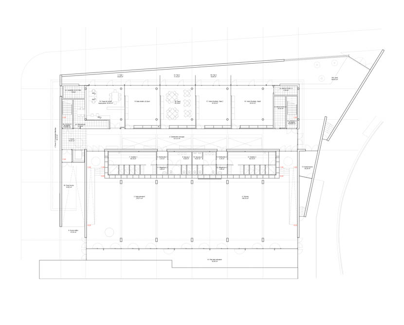 Fotografia de Arquitectura Centre-Cívic-Joan-Oliver-Pere Quart-doc-03