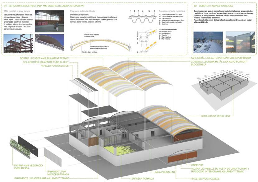Fotografia de Arquitectura Centre-Cívic-Joan-Oliver-Pere Quart-doc-08