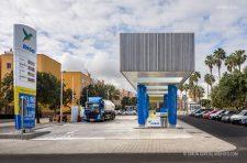 Fotografia de Arquitectura Estacion servicio Disa-02-SG1658_6709-2