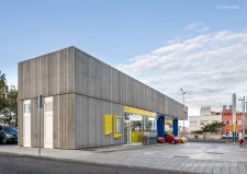 Fotografia de Arquitectura Estacion servicio Disa-03-SG1658_6348-2