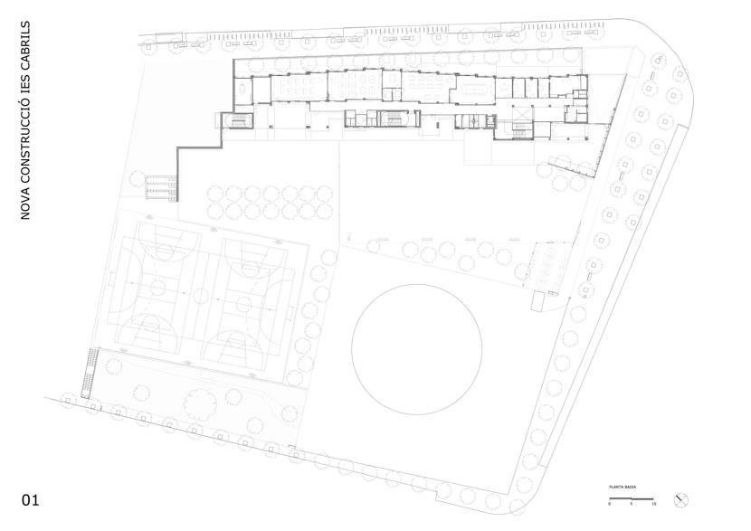 Fotografia de Arquitectura Institut-Cabrils-VSarquitectura-doc-01