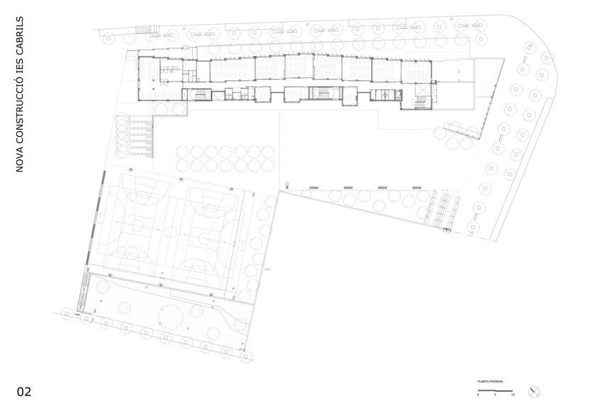 Fotografia de Arquitectura Institut-Cabrils-VSarquitectura-doc-04